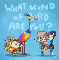 What kind of bird are you? by lost-angel-less