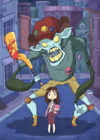 Paranoia Agent by lost-angel-less