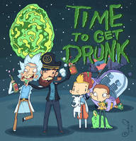 Time to get drunk!!! by lost-angel-less