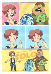 Han - Solo! by lost-angel-less