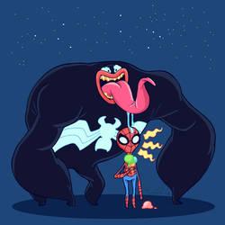 Venom! by lost-angel-less