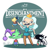 Disenchantment by lost-angel-less