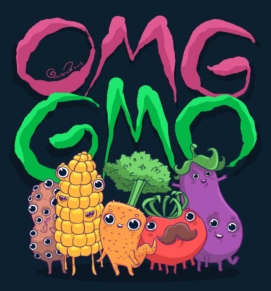 OMG GMO! by lost-angel-less