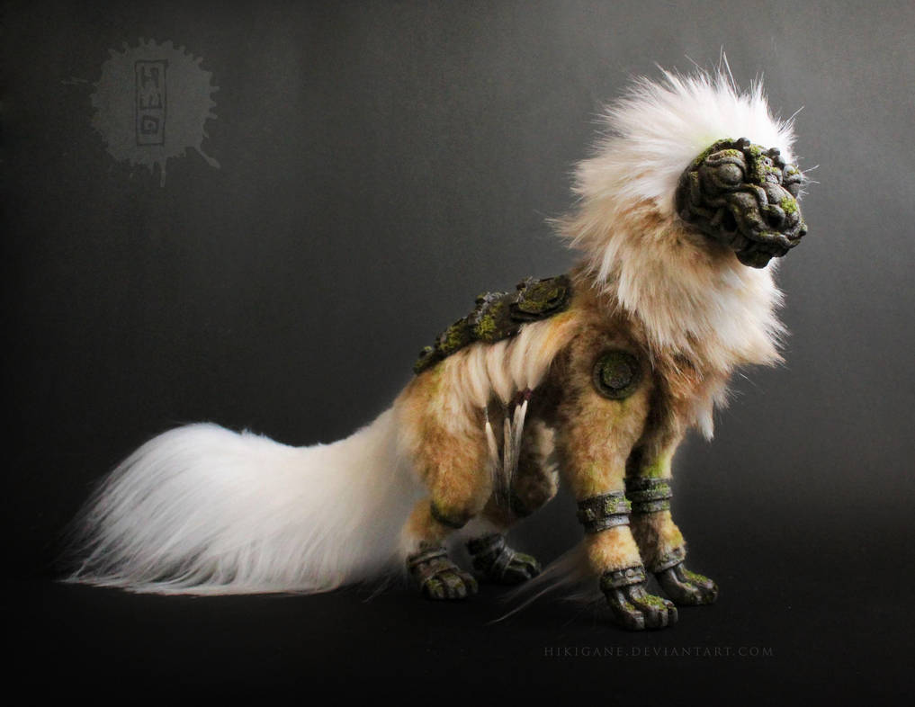 Regulus the Memory Guardian - poseable art doll by hikigane
