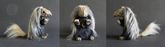 Tiny Memory Guardian Idol - Hebe by hikigane