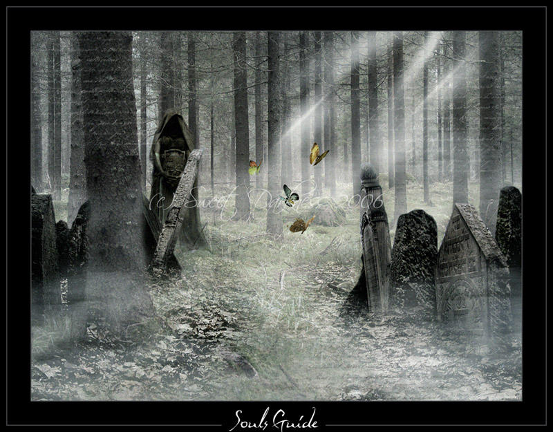 Souls guide by MySweetDarkness