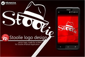 Commission work: Stoolie logo by yankoa