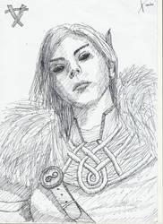 Kerillian the waywatcher - Vermintide by ianchonqn
