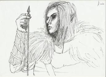 Kerillian the waywatcher - Vermintide 7 by ianchonqn
