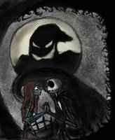 THE NIGHTMARE BEFORE CHRISTMAS by luiganddaisy