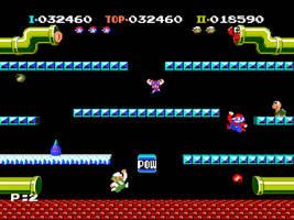 3D Nintendo Mario Bros by NES--still-the-best