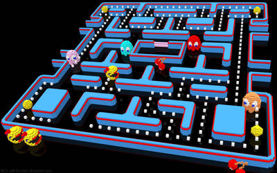 Ms Pac Man by NES--still-the-best