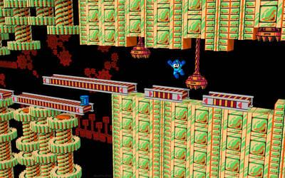 Mega Man 2 by NES--still-the-best