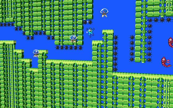 3D Mega Man 2 by NES--still-the-best