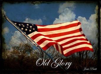 Old Glory by JDPruitt