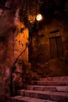 Salita Mocarda - Ragusa Ibla by OnTheWall
