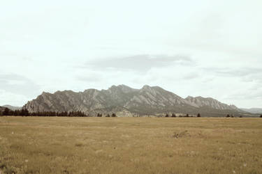 The Rocky Mountains [Filtered] by StationAperture