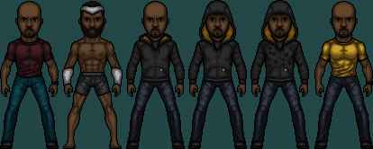 Luke Cage - Carl Lucas (Mike Colter) by Dix3lar
