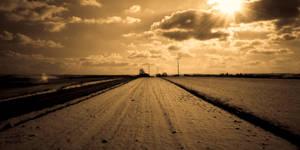Martinshoehe Road by Hexaloner