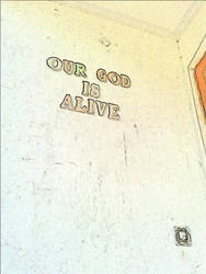 OurGod_IsAlive by VeN-Thunders