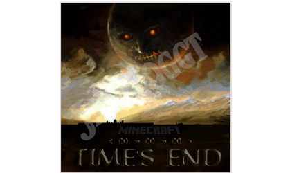 upcoming project: Minecraft Time's End by jasizoggt