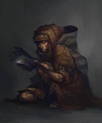 Beggar by Vetrova