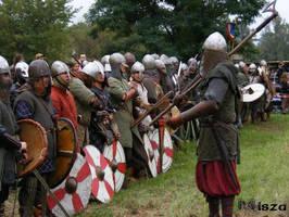 Slavik Warriors by Quenta-Silmarillion