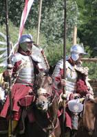 XVII c. Polish Winged Hussars by Quenta-Silmarillion