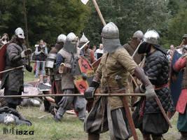 Slavic Battle by Quenta-Silmarillion