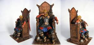 Jarl Gunnbjorn by Quenta-Silmarillion