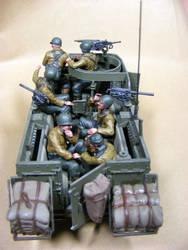 M3A2 Halftrack (4) by Quenta-Silmarillion