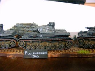 Road to Prochorovka 1943 (5) by Quenta-Silmarillion