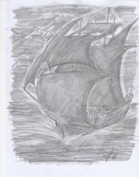 Black Sails by dracontologe