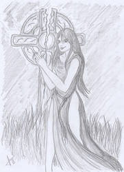 Un-holy by dracontologe