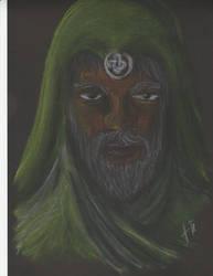 Myrddin by dracontologe