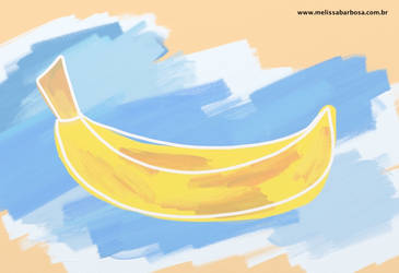 Bananas are great by MelBarbosa