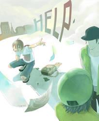 help by sei-ya
