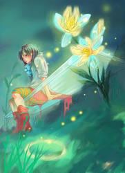 moonlight flower by sei-ya