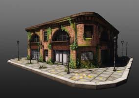Abandoned building by amaterasu111