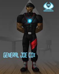 General Joe Cox by THA-X