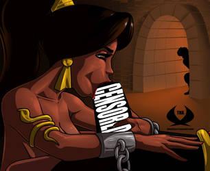 Jafar's Final Wish (censored) by THA-X