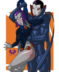 The Sin n' Raven by THA-X