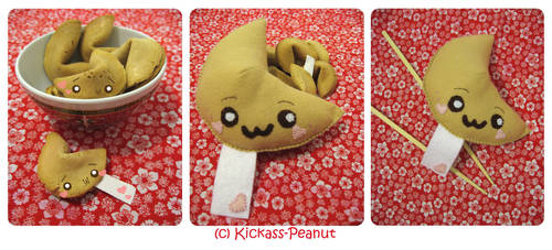 Fortune Cookie Madness by kickass-peanut