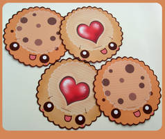 Cookie Letters by kickass-peanut