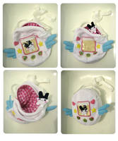 Tamagotchi Bag by kickass-peanut