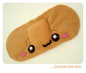 Ouchie Boo Boo by kickass-peanut