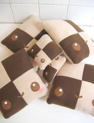 Checkerboard Shortbread by kickass-peanut