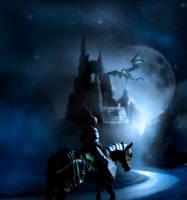 Knight of the nazgul by designdiva3