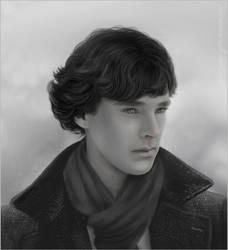 Sherlock Holmes by KeiLumo