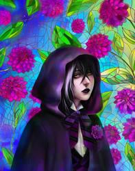 Gregory Violet by KeiLumo